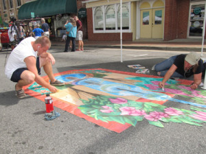 MCMA Chalk Fest Competition Accepting Registrations