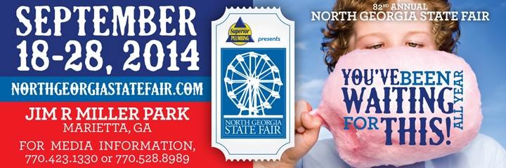 CONCERTS ANNOUNCED for 2014 North Georgia State Fair