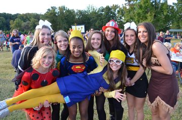 Kennesaw's Fall-o-ween Celebration-Oct 11