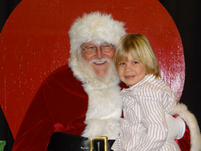 Breakfast with Santa – Kennesaw Optimists – SAT DEC 13