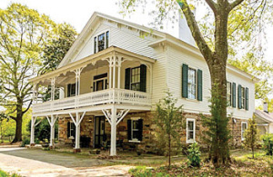 MARIETTA PILGRIMAGE HOME TOUR