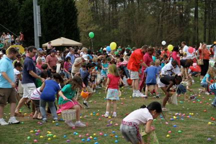 Easter Activities Abound – Acworth, Kennesaw, Marietta