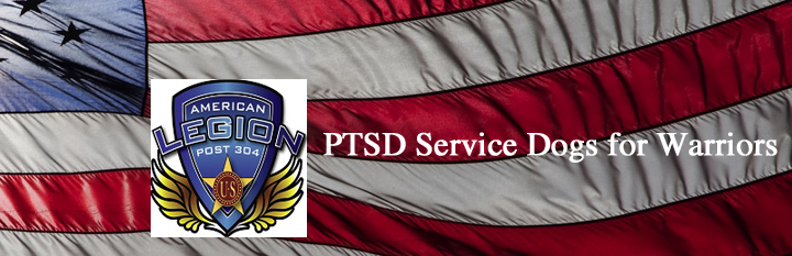 PTSD Service Dogs For Warrior – Raising Funds