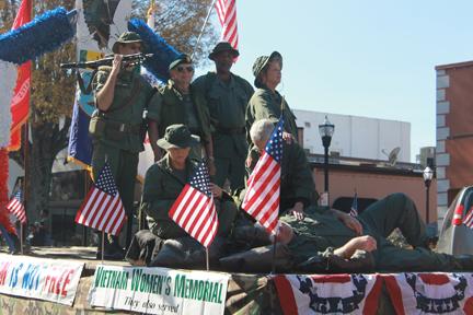 Our Community Recognizes our Veterans