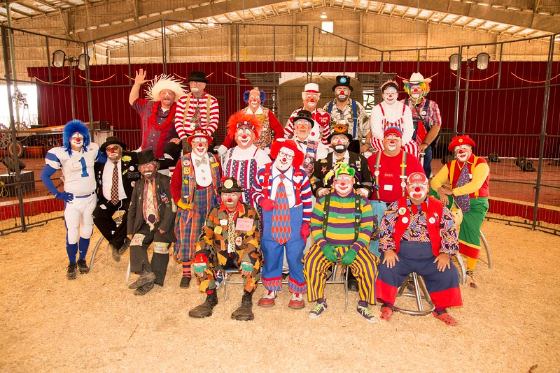 Shrine Circus Opens May 20 – Jim Miller Park