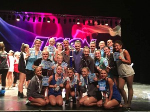 CONGRATULATIONS – Bravo Dance Center is Nationals Winner