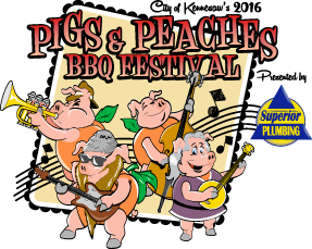 Pigs & Peaches BBQ Festival August 26/27 2016