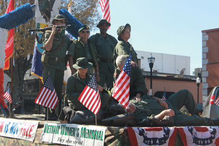 Veteran's Day Celebrations, Cobb County