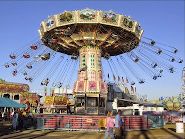 SHRINE CIRCUS AND FAIR OPENS THIS WEEKEND -May 20