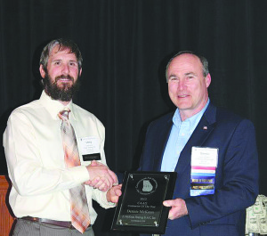 Congratulations Dennis McKeon, Contractor of the Year