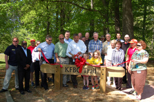 Neighborhood Trails in Kennesaw Completed