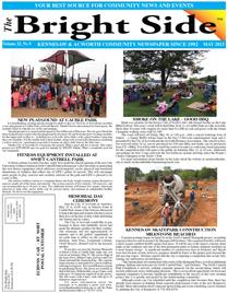 Deadline for June Kennesaw/Acworth papers
