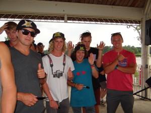 Pro Wake Board Athletes Host Horizon Athletes