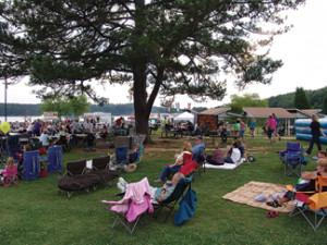 Smoke On The Lake BBQ Festival