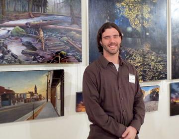 2Rules Fine Art Presents Artist Paul Lajeunesse