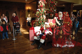 Christmas at Piedmont – Arts & Crafts