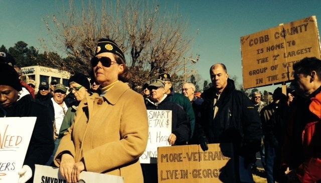 Veterans Don't Count Say 24 Senators