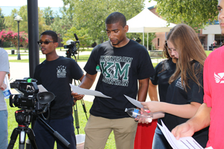 "KMHS Broadcasts Live ""Eclipse Across America"" Coverage"