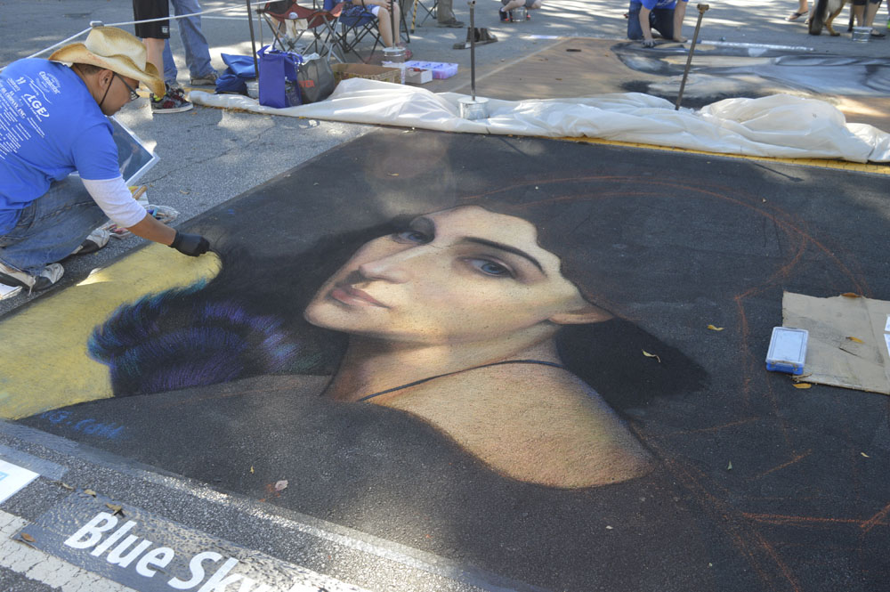 Chalktoberfest – Oct 14 & 15 – on the Square, Marietta