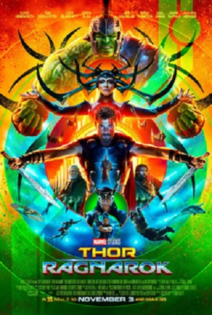 Movie Review – Thor:Ragnarok