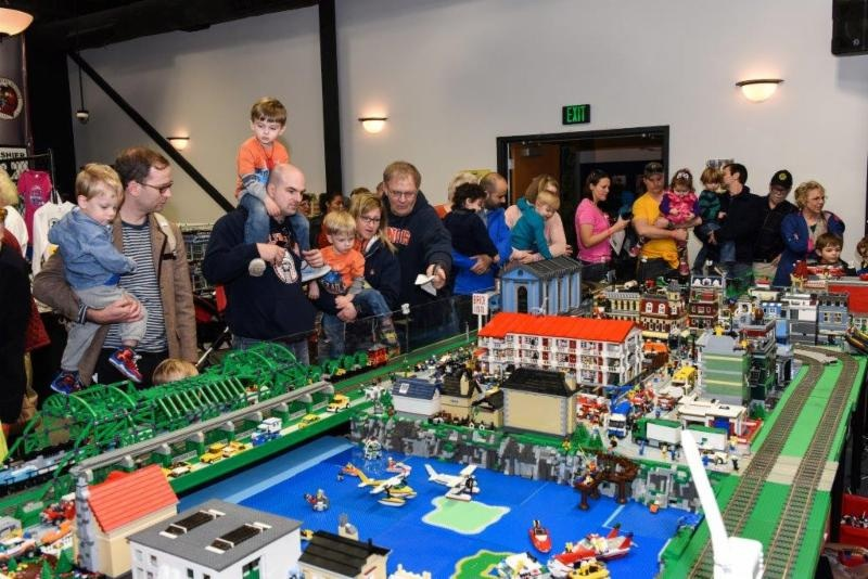 TRAINS, TRAINS, TRAINS, JAN 27-28!