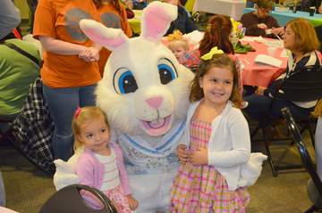 Kennesaw's Bunny Breakfast and More