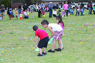 EASTER EGG HUNTS AND MORE THIS WEEKEND