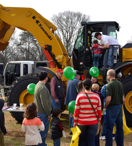 Kennesaw's Touch-A-Truck – Sat. March 10 –