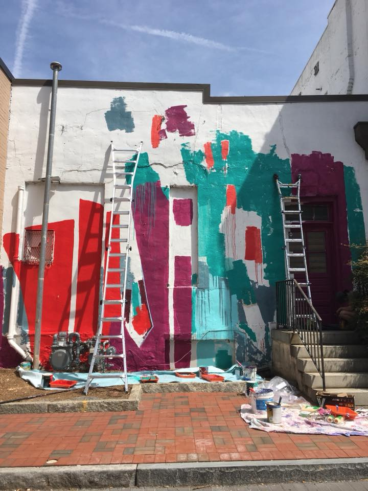 Marietta Debuts Public Art at Two-Day Spring Arts Festival