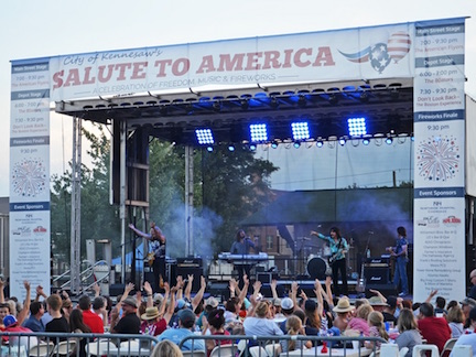 Kennesaw's Salute to America – July 3