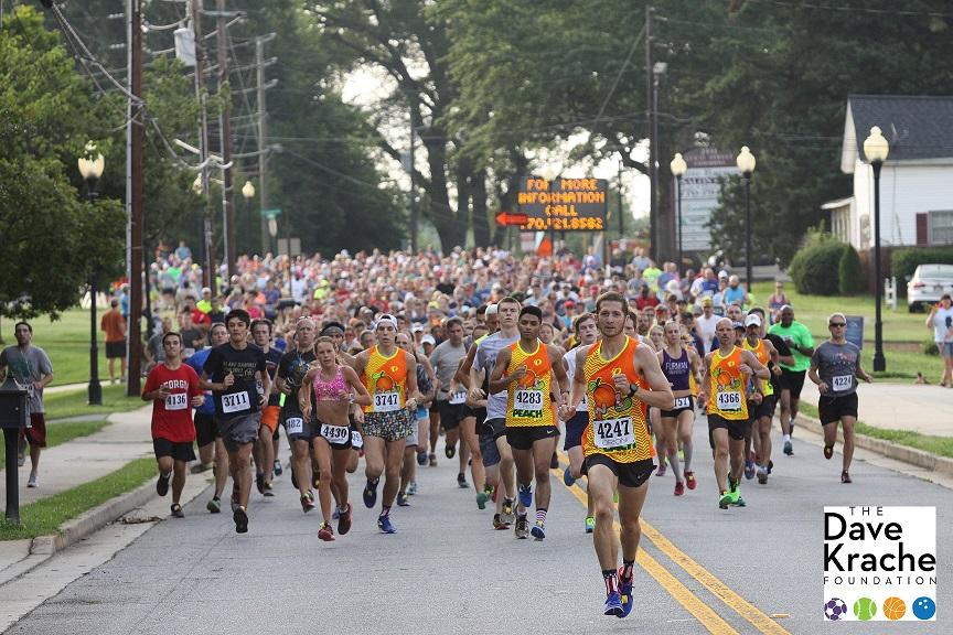Sports Fanatic 5K! – July 7