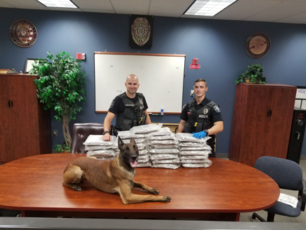 Citizen's TIP leads to $100,000 marijuana seizure in Marietta